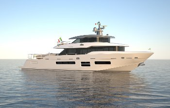 Oceanic Yachts 90' STS