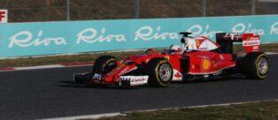 Riva Sponsor Scuderia Ferrari