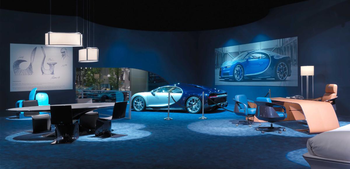 La nuova Bugatti Home Collection