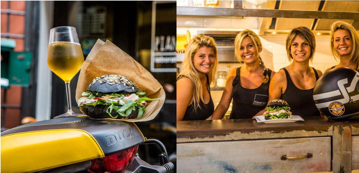 Taste of Joy: la App di Scrambler Ducati per amanti di moto e street food