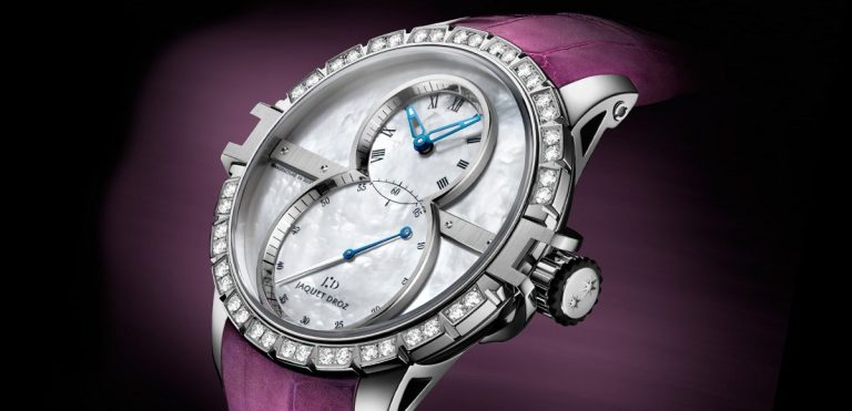Jaquet Droz Grande Seconde SW Lady