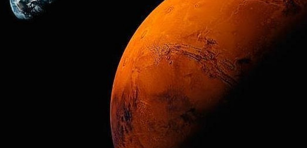 Curiosità astrali pianeta Marte