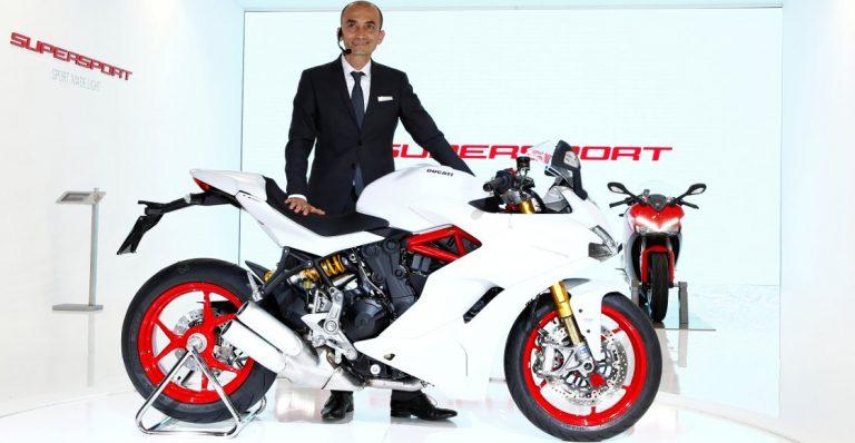 Ducati SuperSport Intermot 2016