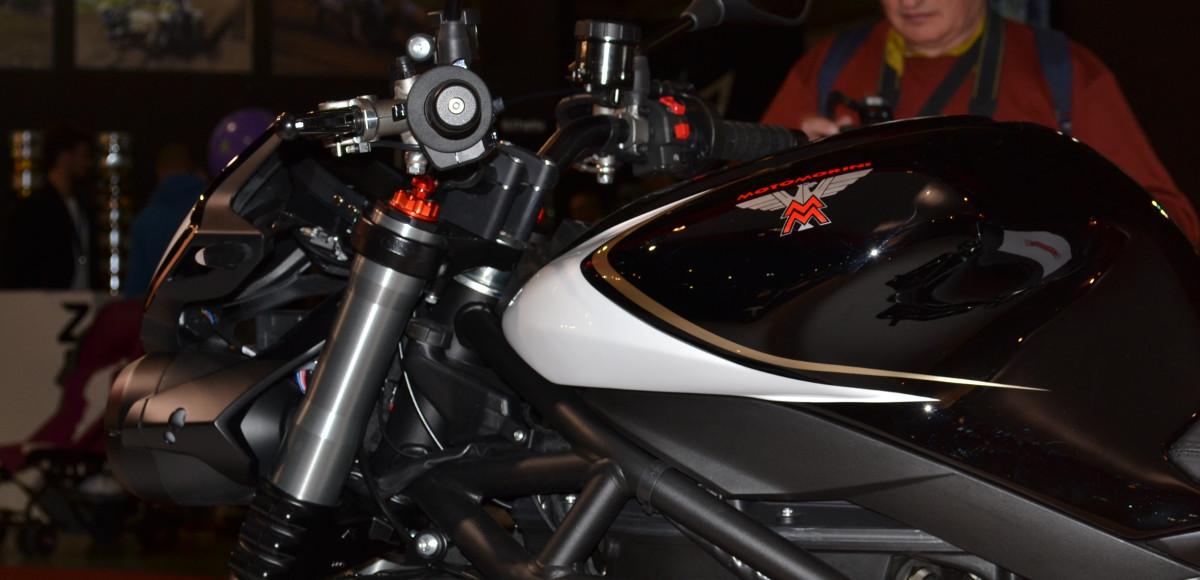 la nuova Moto Morini Corsaro 1200 ZZ a Eicma 2016