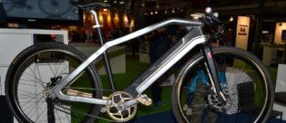 La bici elettrica Pininfarina E-voluzione a Eicma 2016