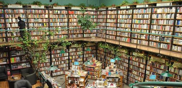 Le librerie più belle e strane del mondo