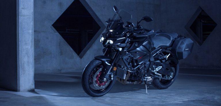 La nuova Yamaha MT-10 Tourer Edition