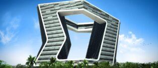 Sanzpont Arquitectura GSI tower bonampak puert cancun messico