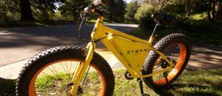 La bicicletta elettrica Storm e-bike