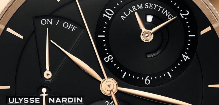 l'orologio di lusso Ulysse Nardin Classic Sonata