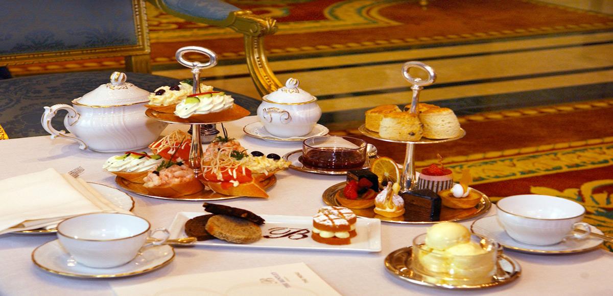 I migliori Afternoon Tea Londinesi