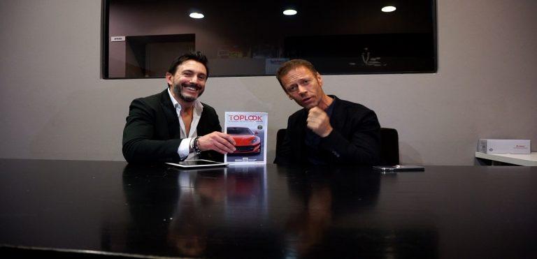 TopLook Magazine intervista Rocco Siffredi