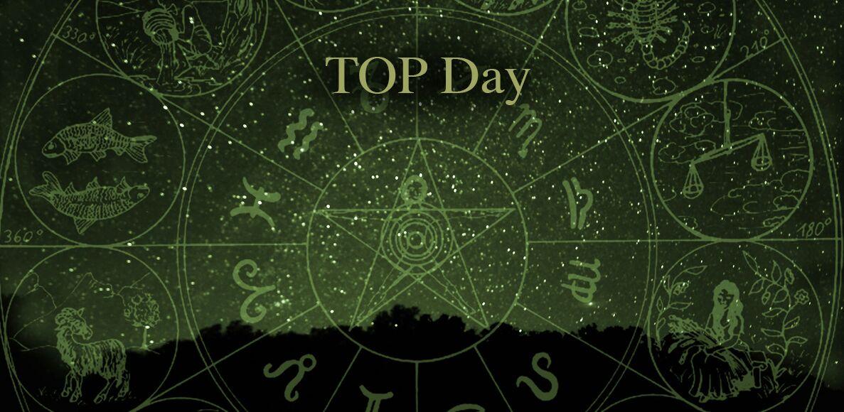 TOPDAY: l'Oroscopo del Giorno Lunedì 1 Maggio