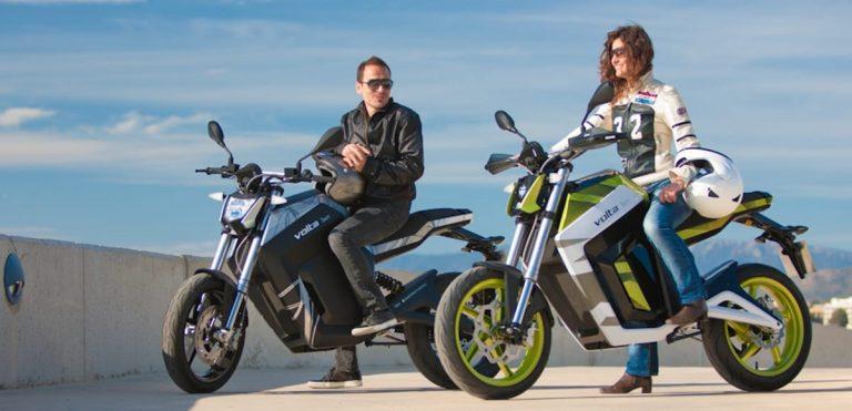la moto elettrica Volta Motorbikes BCN