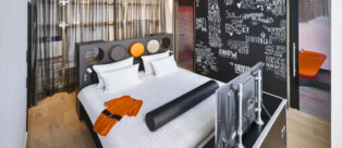 Hotel musicali: alberghi lussuosi al ritmo di musica