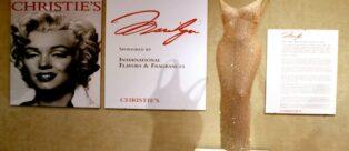 Il vestito di Marilyn Monroe venduto all'asta: