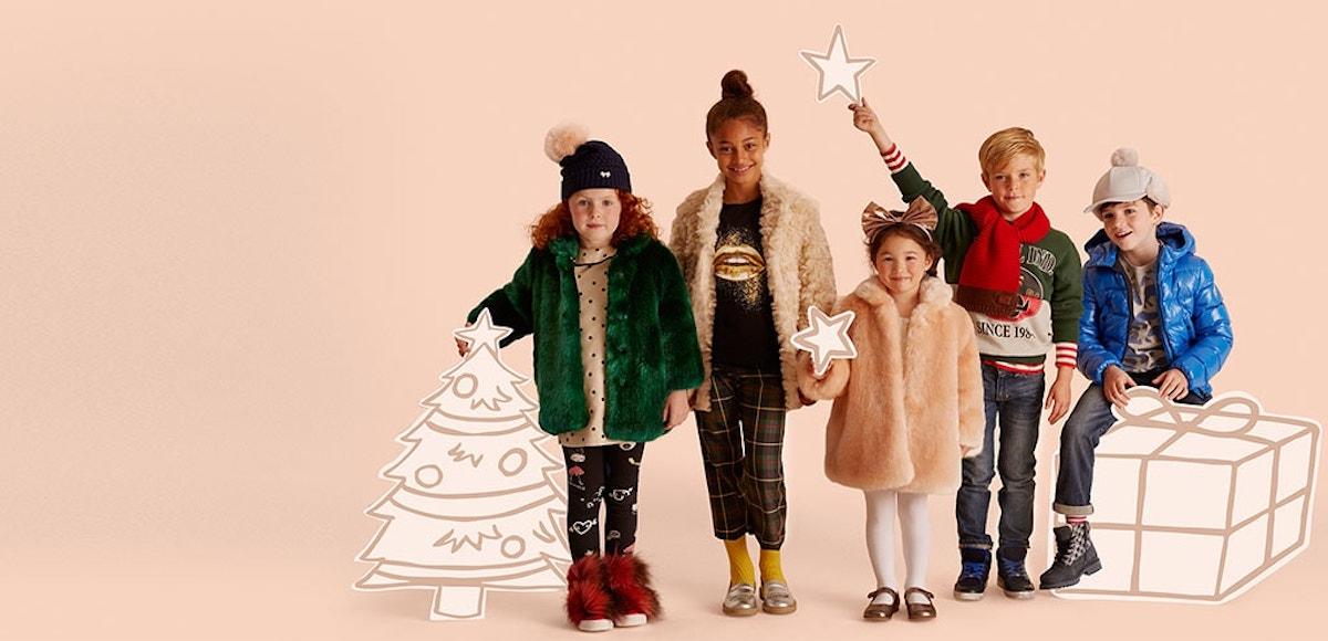 I 130 pezzi della Givenchy collezione kidswear