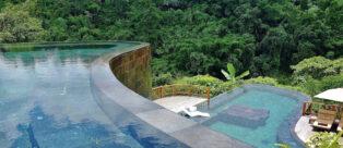 Resort di lusso Hanging Gardens di Bali