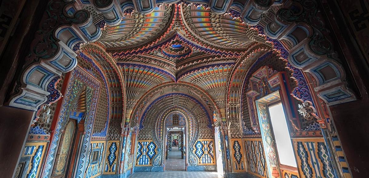 Venduto il Castello di Sammezzano