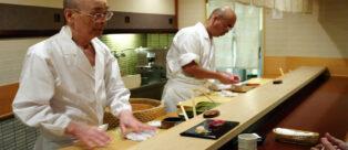 Il ristorante di Jiro Ono è quello che ha il miglior sushi di Tokyo