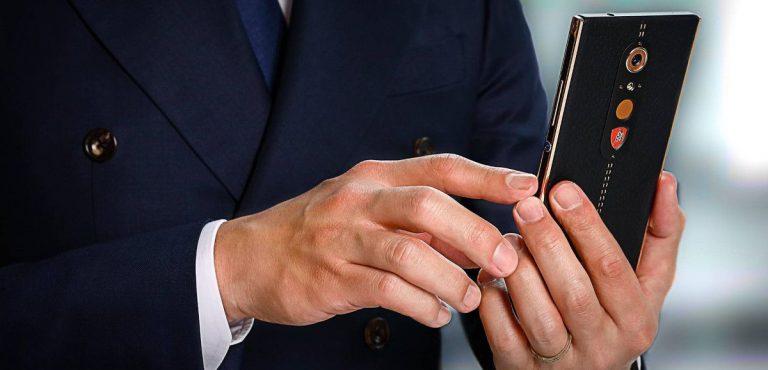 Il nuovo smartphone di lusso Tonino Lamborghini Alpha One