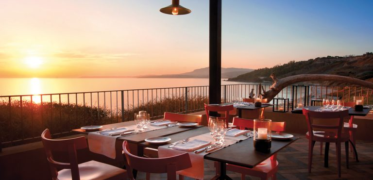 I Resort di lusso lanciano le diete gourmet