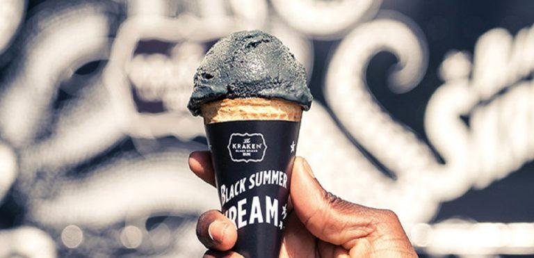 Black Coconut Ash: il gelato nero più buono del mondo