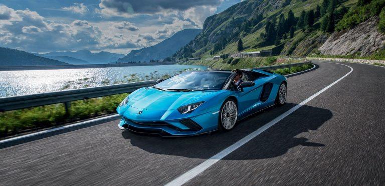 Lamborghini Aventador S Roadster: nuova dimensione al piacere di guida