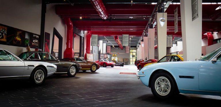 TopLook Magazine in esclusiva a Museo Ferruccio Lamborghini