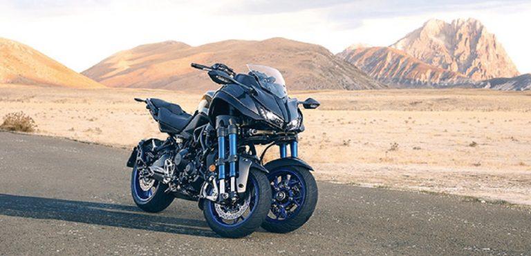 Yamaha Niken: la prima moto di serie a tre ruote