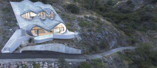 Casa del Ancantilado : a Granada l'edificio dagli occhi di drago