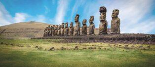 Isola di Pasqua: l'ombelico del mondo al largo delle coste del Cile