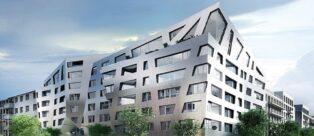 Sapphire Berlin: l'edificio che elimina lo smog