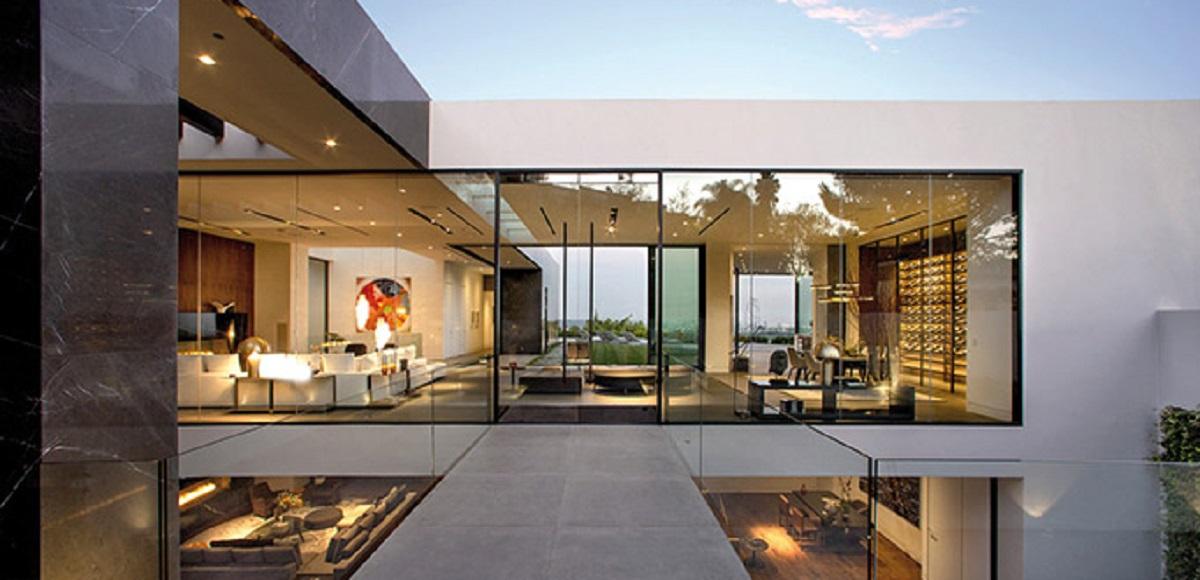 Calvin Klein Mansion: a Los Angeles la lussuosa villa dello stilista