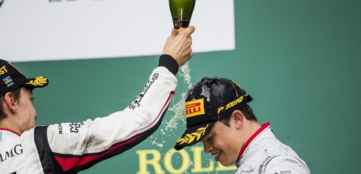 FIA F2 Baku: vince il pilota George Russell