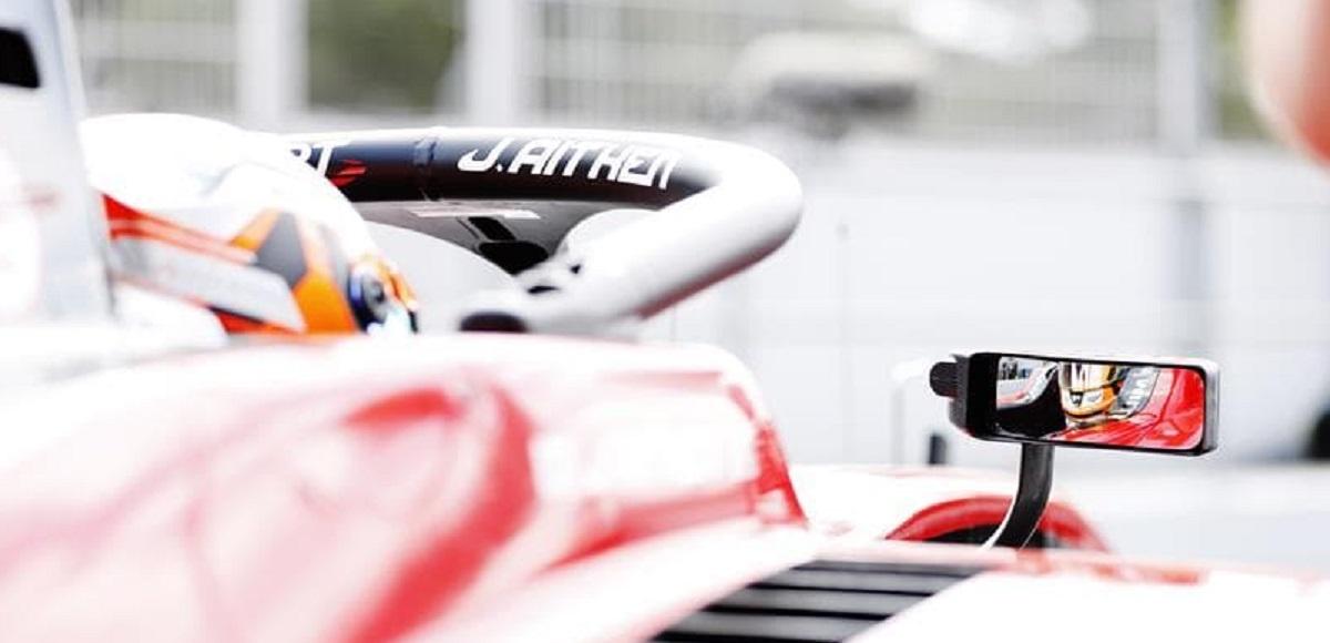 Fia Formula 2 Barcellona: Aitken Re di Spagna