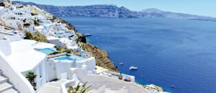 Santorini: l'isola più bella dell'Egeo
