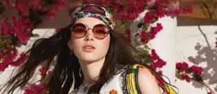 Tendenze eyewear Estate 2018 : gli occhiali da sono tondi