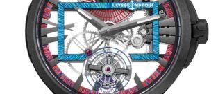 Ulysse Nardin Executive Skeleton Tourbillon Hyperspace