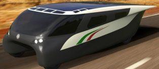 Emilia 4, l'auto a energia solare più avanzata mai costruita in Italia