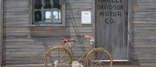 La bicicletta Harley-Davidson Model 7-17 Standard replica per il 115° anniversario