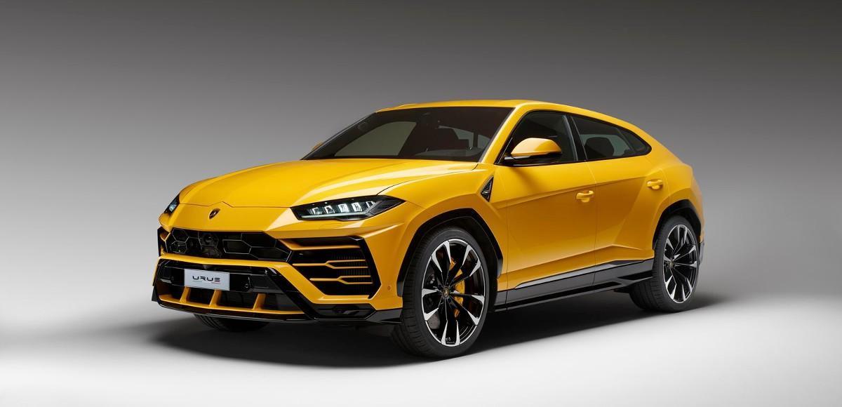 il SUV di lusso Lamborghini Urus
