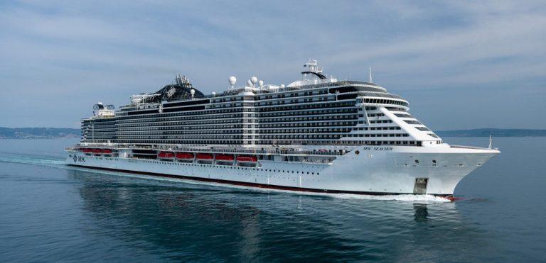 Partita per il viaggio inaugurale la MSC Seaview, la nave da crociera più grande mai costruita in Italia.