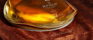 Rilasciato il single malt 72 anni The Macallan 72 Years Old in Lalique