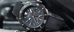 Il nuovo orologio Seastrong Diver Alpina