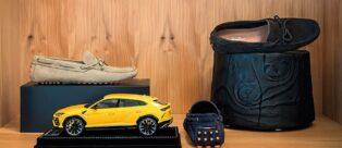 Moda uomo Lamborghini: la collezione dedicata al suv urus