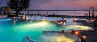 Aquaria Thermal Spa miglior Thermal Resort europeo
