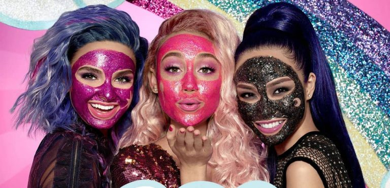 LE Maschere viso My Little Pony di Glamglow
