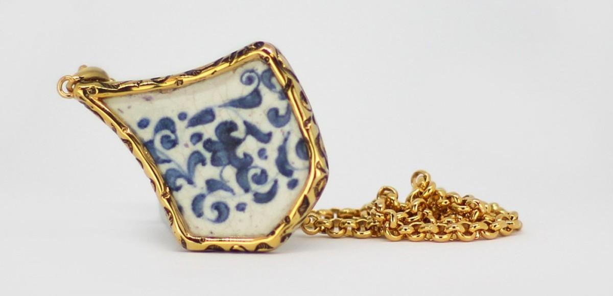 Un pendente della collezione Nuovo Evo