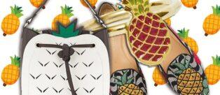 Tendenza Ananas par la moda estate 2018